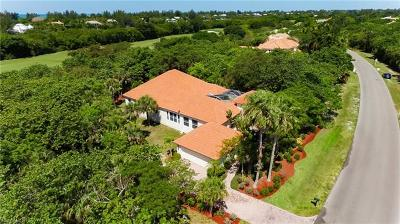 Sanibel Single Family Home For Sale: 2313 Wulfert Rd