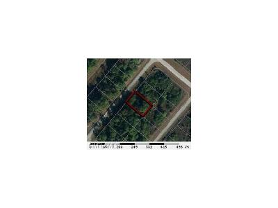 Hendry County Residential Lots & Land For Sale: 405 Jonquil Dr