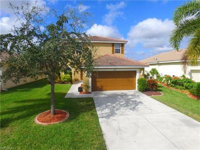 Cape Coral Single Family Home For Sale: 2694 Blue Cypress Lake Ct