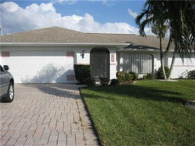 Cape Coral Single Family Home For Sale: 5023 SW 8th Ct