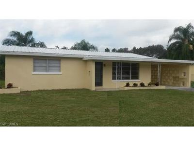 North Fort Myers Single Family Home For Sale: 1137 Green Ave