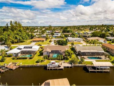 Cape Coral, Matlacha, North Fort Myers Single Family Home For Sale: 4120 SE 9th Pl