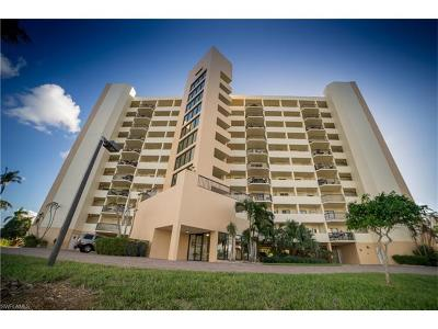 Fort Myers Beach Condo/Townhouse For Sale: 4265 Bay Beach Ln #726