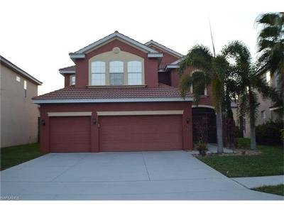 Fort Myers Single Family Home For Sale: 2856 Via Campania St