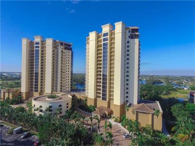 Fort Myers Condo/Townhouse For Sale: 14300 Riva Del Lago Dr #1805