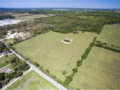Fort Myers Residential Lots & Land For Sale: 11820 Orange River Blvd