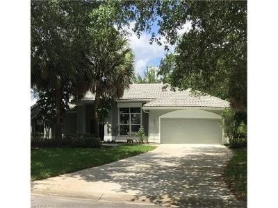 Fort Myers Single Family Home For Sale: 11781 Lakeshire Ct
