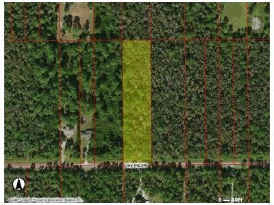 Naples Residential Lots & Land For Sale: 441 33rd Ave NW