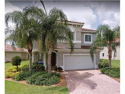 Cape Coral Single Family Home For Sale: 3525 Malagrotta Cir