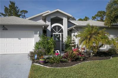 North Fort Myers Single Family Home For Sale: 3940 Sabal Springs Blvd