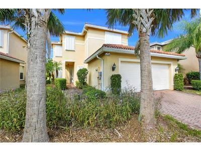 Fort Myers Condo/Townhouse For Sale: 10339 Carolina Willow Dr
