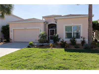 Fort Myers Single Family Home For Sale: 9180 Gladiolus Preserve Cir