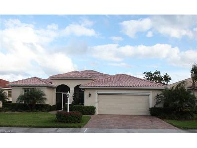 North Fort Myers Single Family Home For Sale: 20790 Mystic Way