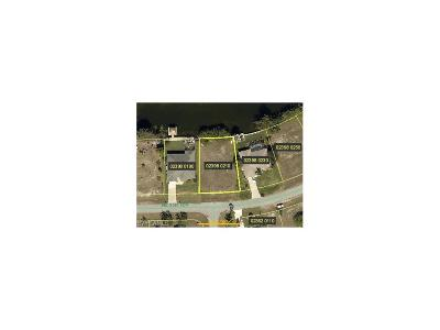 Cape Coral FL Residential Lots & Land For Sale: $52,000