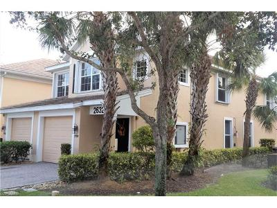 Cape Coral Condo/Townhouse For Sale: 2632 Somerville Loop #1701