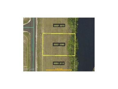 Cape Coral FL Residential Lots & Land For Sale: $23,900