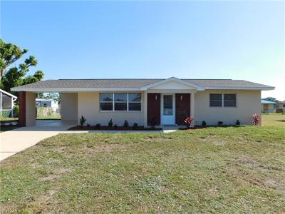 Lehigh Acres Single Family Home Pending With Contingencies: 417 Rushmore Ave S