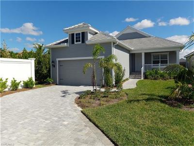Fort Myers Single Family Home For Sale: 17751 Spanish Harbour Ct