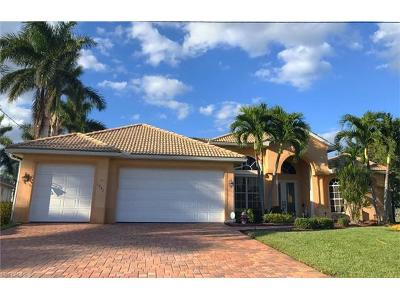 Cape Coral Single Family Home For Sale: 1731 SW 43rd Ter