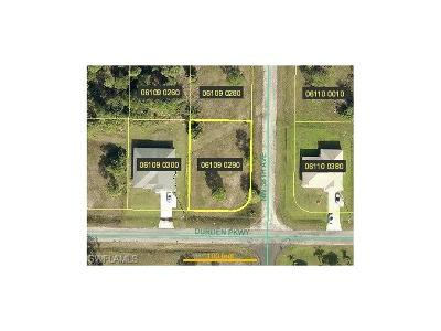 Cape Coral FL Residential Lots & Land For Sale: $7,500