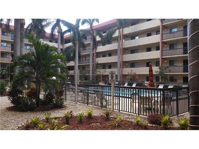 Fort Myers Condo/Townhouse For Sale: 2121 Collier Ave #110