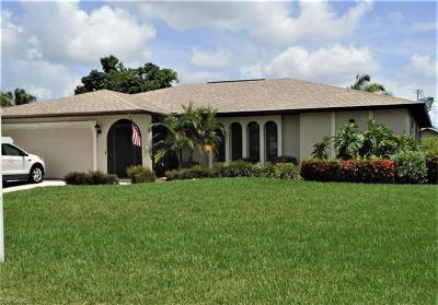 Cape Coral Single Family Home For Sale: 1921 SE 40th St