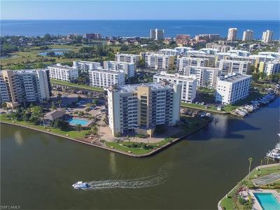 Fort Myers Beach Condo/Townhouse For Sale: 4265 Bay Beach Ln #126