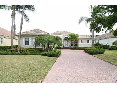 Fort Myers Single Family Home For Sale: 16649 Crownsbury Way