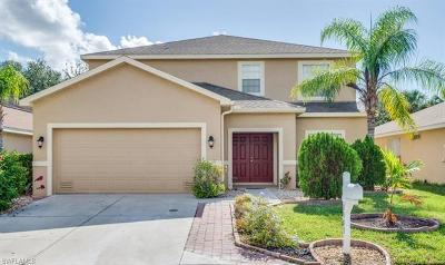 Fort Myers Single Family Home For Sale: 8883 Falcon Pointe Loop