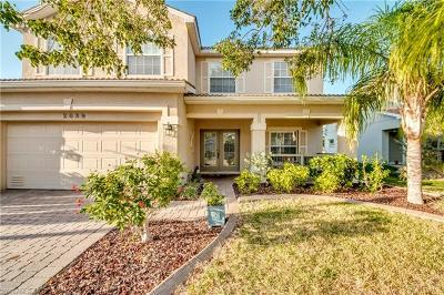 Cape Coral Single Family Home For Sale: 2089 Cape Heather Cir