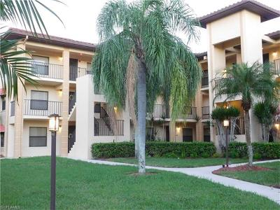 Fort Myers Condo/Townhouse For Sale: 12150 Kelly Sands Way #611