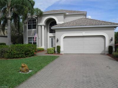 Fort Myers Single Family Home For Sale: 9045 Prosperity Way