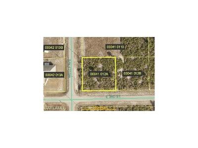 Residential Lots & Land For Sale: 4201 E 3rd St