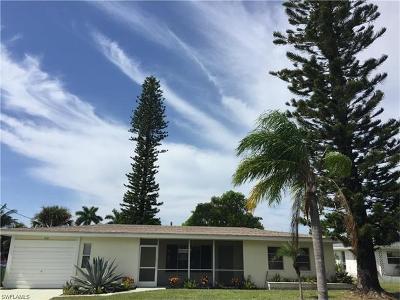 Cape Coral FL Single Family Home For Sale: $299,900