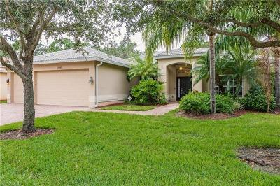 North Fort Myers Single Family Home For Sale: 12985 Turtle Cove Trl