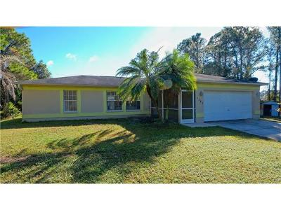 North Port Single Family Home For Sale: 1340 Papillon St