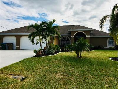 Cape Coral Single Family Home For Sale: 128 NW 9th St