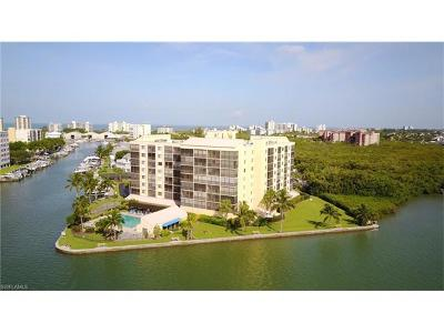 Fort Myers Beach Condo/Townhouse For Sale: 400 Lenell Rd #510