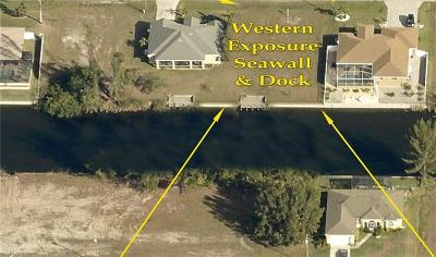 Cape Coral Residential Lots & Land For Sale: 336 NW 6th Pl