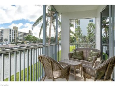 Fort Myers Beach Condo/Townhouse For Sale: 4321 Bay Beach Ln #614