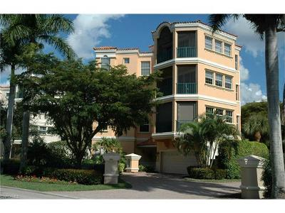 Fort Myers Condo/Townhouse For Sale: 14391 Harbour Landings Dr #1B