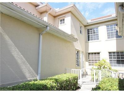 Fort Myers Condo/Townhouse For Sale: 5110 W Hyde Park Ct #202