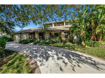 Fort Myers Single Family Home For Sale: 16596 Bear Cub Ct