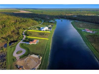 Estero Residential Lots & Land For Sale: 20200 Slalom Course Ct