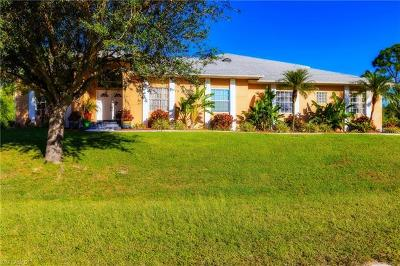 Cape Coral Single Family Home For Sale: 7 Wilmington Pky