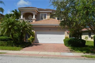 Cape Coral Single Family Home For Sale: 3597 Malagrotta Cir