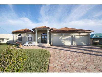 Cape Coral Single Family Home For Sale: 1105 SW 51st Ter
