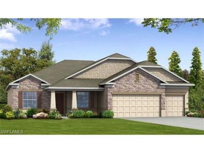 Cape Coral FL Single Family Home For Sale: $292,190