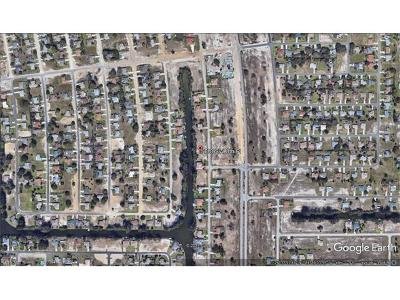 Cape Coral Residential Lots & Land For Sale: 1118 SW 8th Pl