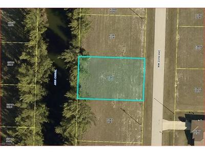 Cape Coral Residential Lots & Land For Sale: 1120 NW 20th Ave